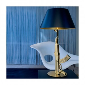 LAMPE TABLE GUN FLOS