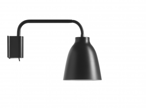 LY-Caravaggio Wall Black - for power outlet