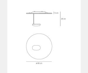 artemide-droplet-mini-parete-soffitto (1)