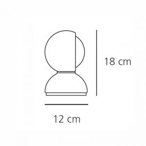 eclisse_artemide_dimensioni