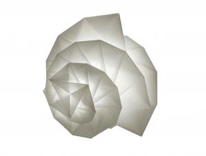 lampe-a-poser-mendori-papier-miyake-artemide-spirale-blanc-detoure