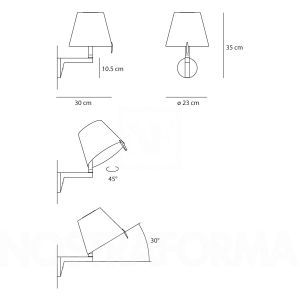 pol_pl_Artemide-Melampo-parete-korpus-i-abazur-szary-aluminium-z-wlacznikiem--4060_3